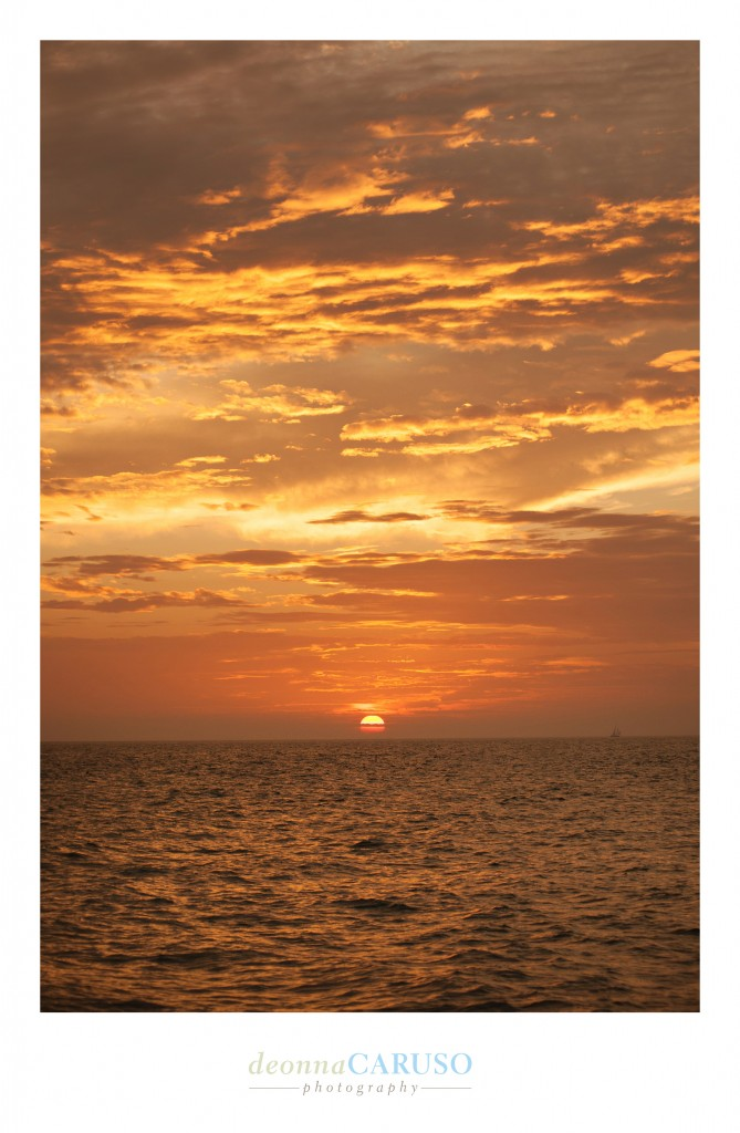 One thing I will leave you with is some images of the beautiful sunsets of Key West.  Truly breathtaking!